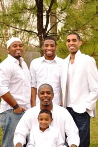 Baba Femi and his sons