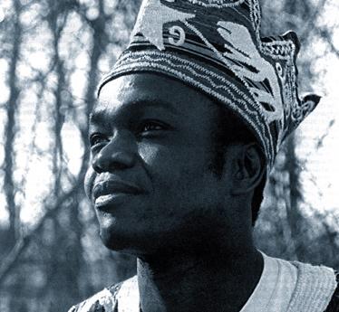 African Shaman Helps Schizophrenic Son