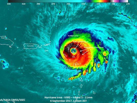 Surviving Irma and Maria